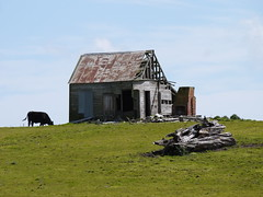 House on the Hill (Klene Hilda) Tags: farmhouse oldhouse ruraldecay