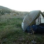 "Tonight's camp spot <a style=""margin-left:10px; font-size:0.8em;"" href=""http://www.flickr.com/photos/59134591@N00/8119264412/"" target=""_blank"">@flickr</a>"