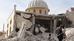 -        -- (   ) Tags: against project fighter humanity barrels destruction jet mosque helicopter memory revolution shelling syria tnt tanks devastation  crimes syrian assad        maarat       idlib                   srmp     alnumam