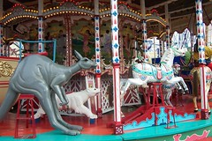 Carousel (Andrew Reitemeyer) Tags: fairground carousel fair bremen