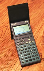 Hewlett Packard 38G (keith midson) Tags: hp calculator graphing hewlettpackard 38g