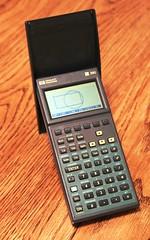 Hewlett Packard 38G (Keith Midson) Tags: hp calculator graphing hewlettpackard 38g