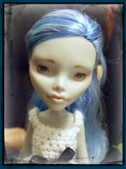 Julia, my new girl ( Kokoro ) Tags: monster high custom matisse ghoulia