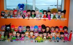 Dolly Family Halloween 2012 <3 <3 <3  April Dori 253/366 <3