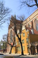 IMG_9440 (boaski) Tags: city travel tourism architecture europe cityscape poland polska tourist polen architektur danzig pommern gdask pologne pommerania pomorze speicherruinen