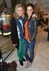 Anna Daly, Glenda Gilson Allen Leech launches the Christmas season at Brown Thomas