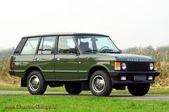 1988 Range Rover classic (ClassicarGarage / Marc Vorgers) Tags: green classic pix groen sony ardennes 1988 sigma rover vert 1600 classics marc lex range v8 slt a77 ipad 70200f28 vorgers classicargarage grunretina