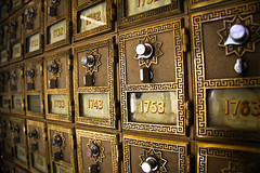 dear john (thermophle) Tags: mailbox mail antique usps postalservice