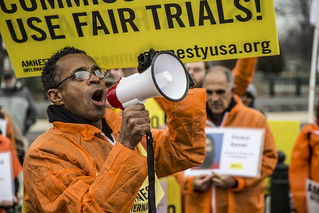 Witness Against Torture: Bullhorn
