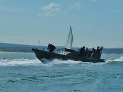 SBS Training (D G Butcher) Tags: portland coast harbour royal dorset ribs marines poole sbs
