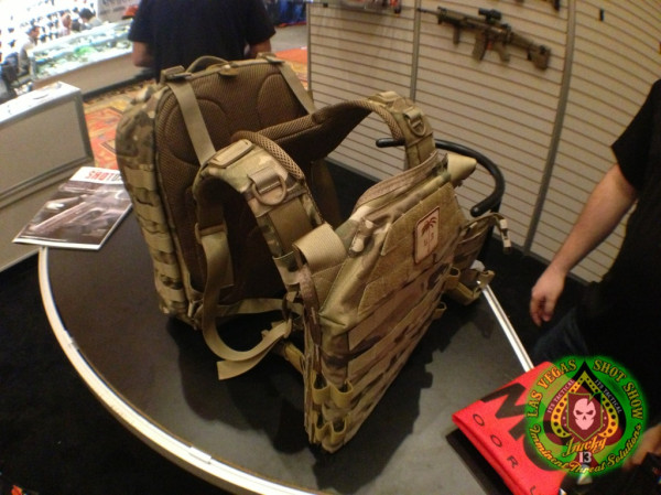 ITS Tactical SHOT Show 2013: Day 1 Live Coverage 042