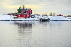 Winter Helsinki (fede_gen88) Tags: winter sea snow cold ice reflections suomi finland helsinki nikon europe day baltic d5100