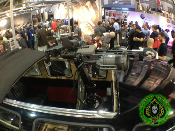 ITS Tactical SHOT Show 2013: Day 2 Live Coverage 012