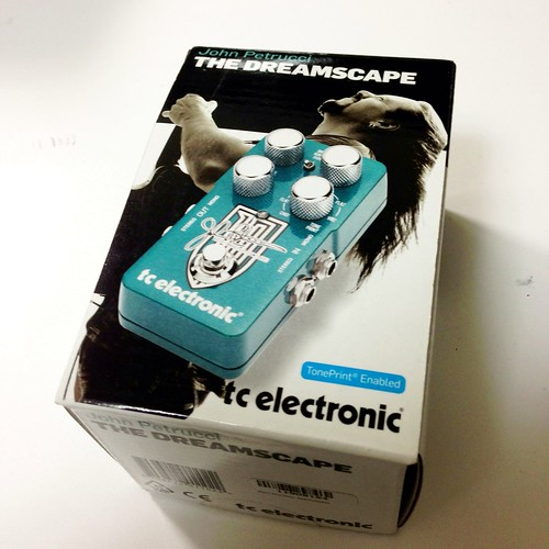 tc electronic THE DREAMSCAPE