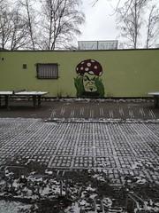 Fliegenpilz (thmlamp) Tags: berlin germany deutschland outdoor indoor gwb inoutdoor guessedberlin  erikistderbeste gwbatineb ratenmachtspas 21012013
