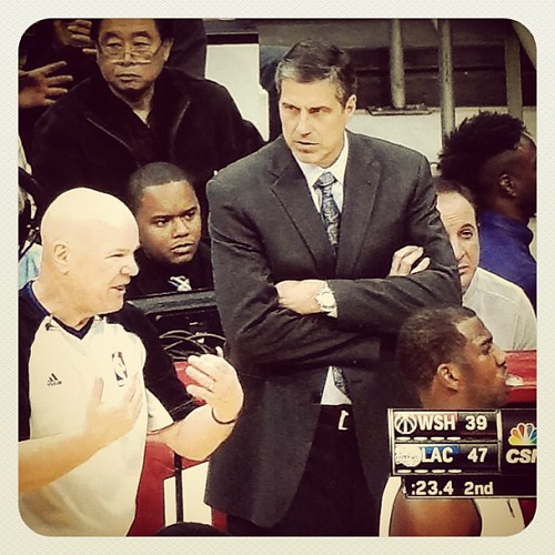 #WittmanFace vs Referee Joey Crawford.