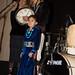 Brother and sister Janeda Benally and Clayson Benally of the band Sihasin perform at the Navajo Nation Inaugural Reception. Jan. 20, 2013. Photo by Megan Witt.