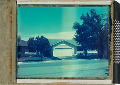 Corte Madera (Thomas Lundvall) Tags: film polaroid suburbs analogue 59 graflex crowngraphic polaroid59 graflexcrowngraphic