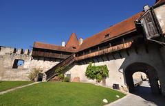 The First Courtyard (Matt D Gardner) Tags: bavaria upperbavaria burghausen altötting burghausencastle