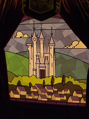 Princess Pavilion: (CoasterMadMatt) Tags: park winter paris france castles season french photography  foto photographie princess photos euro disneyland magic hiver january kingdom disney resort photographs theme pavilion janvier chteau parc franais park fantasyland magie saison parc thme 2013 magic theme paris euro princesspavilion disney disneyland coastermadmatt disneyland thme