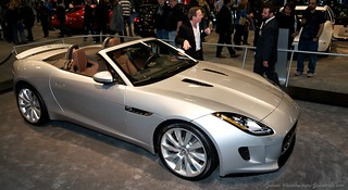 2013 Washington Auto Show - Lower Concourse - Jaguar 7 by Judson Weinsheimer
