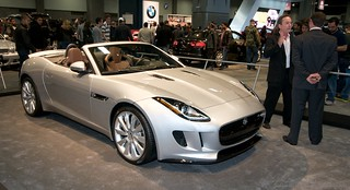 2013 Washington Auto Show - Lower Concourse - Jaguar 10 by Judson Weinsheimer