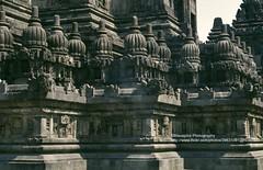 Prambanan Temple, detail (blauepics) Tags: indonesien indonesia indonesian indonesischer central zentraljava java candi prambanan yogyakarta temple tempel unesco world heritage site weltkulturerbe hindu religion building gebude architektur architecture 1991