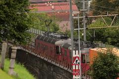 SBB Lokomotive Re 6/6 11668 Stein Sckingen ( Hersteller SLM Nr. 5110 - BBC - SAAS - Baujahr 1978 ) und SBB Re 4/4 unterwegs bei Einigen im Berner Oberland im Kanton Bern der Schweiz (chrchr_75) Tags: christoph hurni chriguhurni chriguhurnibluemailch chrchr chrchr75 august 2016 august2016 bahn eisenbahn schweizer bahnen zug train treno albumbahnenderschweiz2016712 albumbahnenderschweiz albumsbbre44iiiii lok lokomotive sbb cff ffs schweizerische bundesbahn bundesbahnen re44 re 44