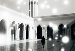 . (Careless Edition) Tags: photography film oman black white revolog mosque sultan qaboos