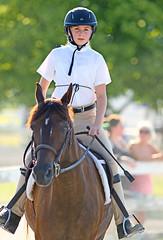 IMG_2565 (SJH Foto) Tags: horse show hunter jumper class girls teenage teen riders action shot tweens