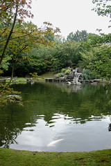A Look into Japan (UnsignedZero) Tags: animal belgium fish hasselt item japanesetuin landscapes landscaping object out outdoor outdoors outside outsides sunny water weather