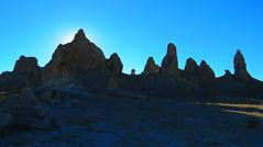 Trona Pinnacles #4 (jimsawthat) Tags: geology erosion rural ridgecrest california desert hoodoos tronapinnacles shadows
