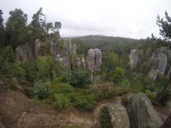G0453604 (Tom Vymazal) Tags: goprohero4 gopro hero4 hory esk republika rozhledna vyhldka skly skaln msto prachovsk panoramata stezky jn hrad kost trosky cyklovlet pamtky