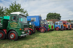 Classic Commercials at Welland (Ben Matthews1992) Tags: welland 2016 steam rally classic commercial lorry truck wagon waggon vehicle transport haulage old vintage historic preserved preservation erf albion leyland aec rts626l ber940 puj703 vmx646 896yyc jny484