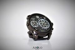 Foto Producto (Apolo Fotografa) Tags: luz continua foto producto reloj wach watch blanca caja de softbox estudio medellin