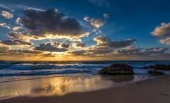 Blazing sunset (Sergio Gold) Tags: