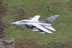 Panavia Tornado GR4 (jonny4x4uk) Tags: machloop cadeast bwlchtop raf lfa7 lowlevel training bac strikemaster panavia tornado gr4 hawk t2 zd709