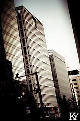 Just some buildings (ZKent.Yousif) Tags: chiyodaku tkyto japan jp  chku  minatoku canon sigma sigma1750mm 50mm streetphotography street building
