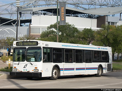 Winnipeg Transit #483 (vb5215's Transportation Gallery) Tags: winnipeg transit 1999 new flyer d40lf