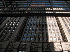 ... (Jean S..) Tags: skyscraper windows outdoor urban city high sun shadows
