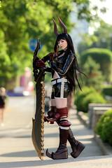 N0017_0A2A7422 (shimada_mayu) Tags: cosplay  fotopihota  cyw cyw2016 changefest change2016 blackrockshooter