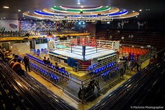 Chiangmai Boxing Stadium (pitchmix) Tags: boxing stadium muaythai