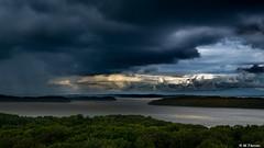 Am Jasmunder Bodden (Codex IV) Tags: kleinerjasmunderbodden land landscape landschaft ostrgen mecklenburgvorpommern deutschland de blau blue grn green sky himmel wolken clouds