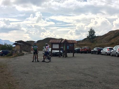 Day 5 - Col du Poutran II - Stijn et Marcel