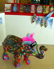 22.9.16 Elephants in Sheffield 097 (donald judge) Tags: sheffield herd of elephants chldrens hospital charity