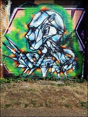 Priest (Alex Ellison) Tags: priest cbm eastlondon urban graffiti graff boobs hackneywick hw