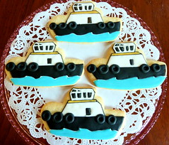 Tugboats!