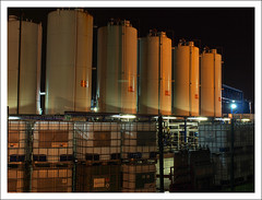 Industrial Photography Cambuslang (Ben.Allison36) Tags: uk longexposure plant night photography scotland industrial shot chemical cambuslang brenntag