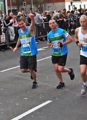 26 Miles and still breathing (Mr Grimesdale) Tags: marathon stevewallace mrgrimesdale merseymarathon merseymarathon2012