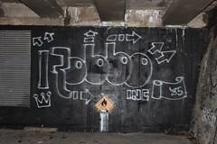Banksy (Fromviwithlove) Tags: streetart london canal team camden banksy tribute regents robbo